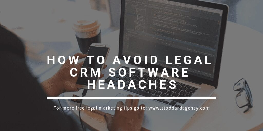 legal crm software