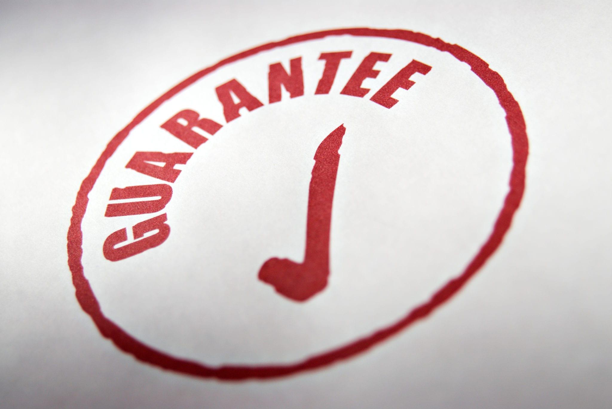 Stoddard Agency Guarantee